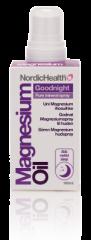 Nordic Health Magnesium Oil Goodnight -ihosuihke 100 ml