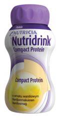 NUTRIDRINK COMPACT PROTEIN VANILJA 4X125 ML