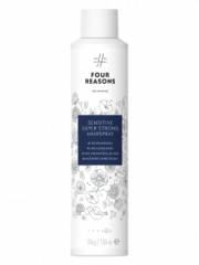 FOUR REASONS NN sensitive SUPER& STRONG hairspray 300ml