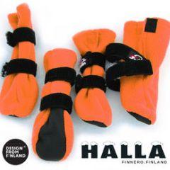 HALLA-tossut oranssi koko XL