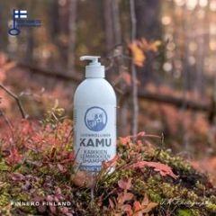 KAMU shampoo hajusteeton 500ml