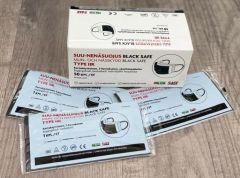 SUU-nenäsuojus Blacke Safe 1 kpl Type IIR (jaettu)